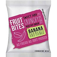Absolute Fruitz Bites Banana Mango 15g