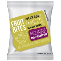 Absolute Fruitz Bites Peach Banana Strawberry 15g