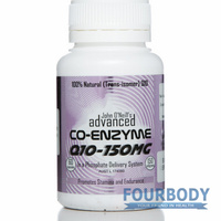 John O'Neill's Advanced Co Enzyme Q10 150mg 60 caps