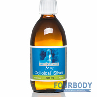Allan K Sutton's My Colloidal Silver 300ml