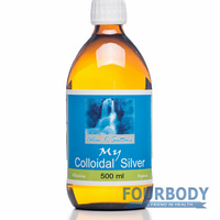 Allan K Sutton's My Colloidal Silver 500ml