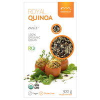Andean Valley Organic Royal Quinoa Mixed 300g