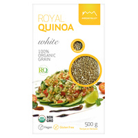 Andean Valley Organic Royal Quinoa White 500g