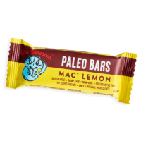 Blue Dinosaur Paleo Bar Mac Lemon 45g