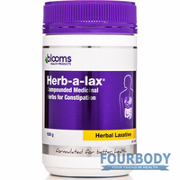 Blooms Herb-a-lax Powder 100g