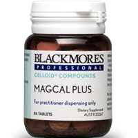 Blackmores Professional Magcal Plus 84 tabs