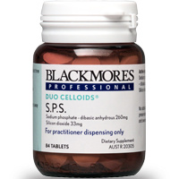 Blackmores Professional SPS 84 tabs