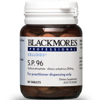 Blackmores Professional SP96 84 tabs