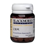 Blackmores Professional ZBM 84 tabs