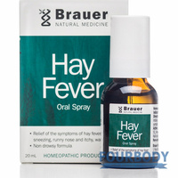 Brauer Hay Fever Oral Spray 20ml