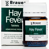 Brauer Hay Fever 60 tabs