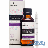 Brauer Baby & Child Cold & Flu 100ml