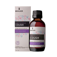 Brauer Baby & Child Cough Relief 100ml