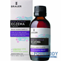 Brauer Baby & Child Eczema Oral Liq 100ml