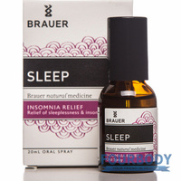 Brauer Sleep Oral Spray 20ml