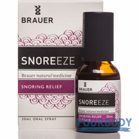 Brauer Snoreeze Oral Spray 20ml