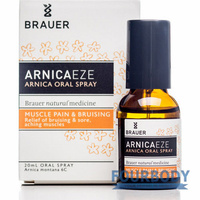 Brauer Arnicaeze Arnica Oral Spray 20ml