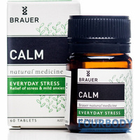 Brauer Calm Tablets 60 tabs