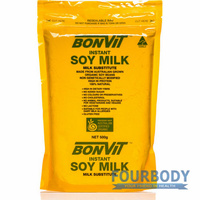 Bonvit Organic Soy Milk Powder 500g