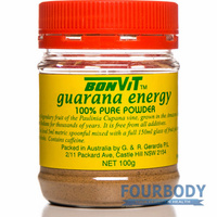 Bonvit Guarana Energy Powder 100% 100g