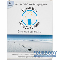 Byron Bay Detox Foot Patches 14 patches
