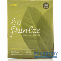 Byron Naturals Eco Pain Eze Relief Patches 6 patches