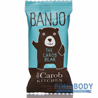 The Carob Kitchen Banjo The Carob Bear 15g