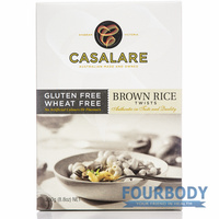 Casalare Brown Rice Twists 250g