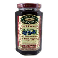 Charles Jacquin Fruit Spread Black Currant 325g