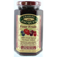 Charles Jacquin Fruit Spread Four Fruits 325g