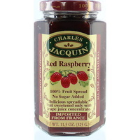Charles Jacquin Fruit Spread Red Raspberry 325g