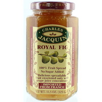 Charles Jacquin Fruit Spread Royal Fig 325g