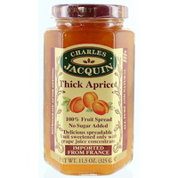 Charles Jacquin Fruit Spread Thick Apricot 325g
