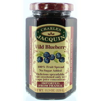 Charles Jacquin Fruit Spread Wild Blueberry 325g