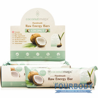 Coconut Magic Coconut  Raw Bar 45g