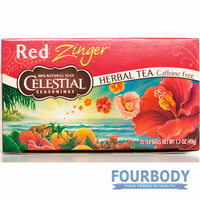 Celestial Tea Red Zinger 49g 20 tea bags