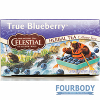 Celestial Tea True Blueberry 43g 20 tea bags