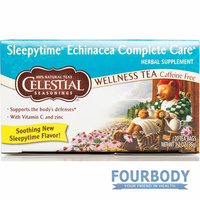 Celestial Wellness Tea Echinacea Complete Care 41g 20 tea bags