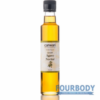 Carwari Organic Light Agave Nectar 350ml