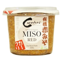 Carwari Organic Miso Paste Red 500g