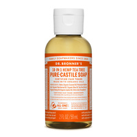 Dr Bronners Liquid Castile Soap Tea Tree 59ml