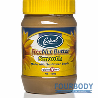 Eskal Freenut Butter Smooth 450g