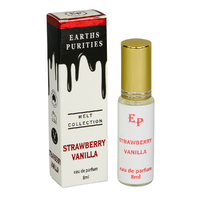 Earth Purities De Parfum Strawb & Vanilla 8ml