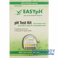 EASYpH Test Kit Refill pH Strips Only