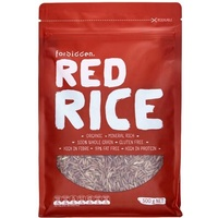 Forbidden Foods Organic Red Rice 500g