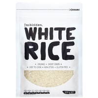 Forbidden Foods Organic White Rice 500g