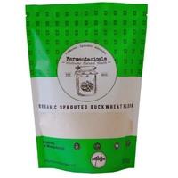 Fermentanicals Org Sprouted Buckwheat Flour 500g