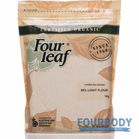 Four Leaf 85% Light Wholewheat Flour 1kg