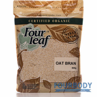 Four Leaf Oat Bran 800g