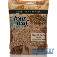 Four Leaf Rolled Oats Stablised 800g